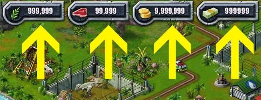 Jurassic Park Builder Hack Cash, Add Unlimited Coins