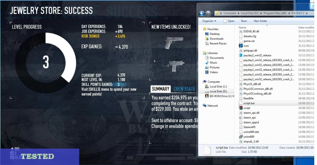 PayDay 2 Hack
