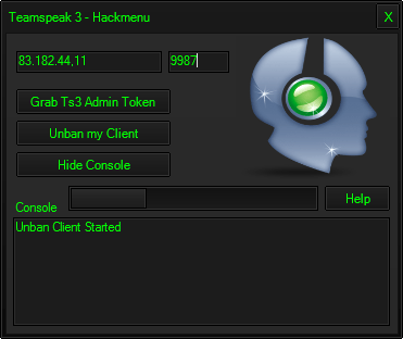 TeamSpeak 3 Hack