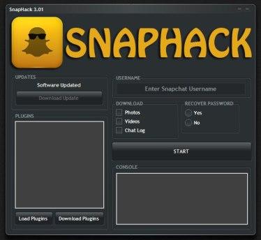 Snapchat Hack