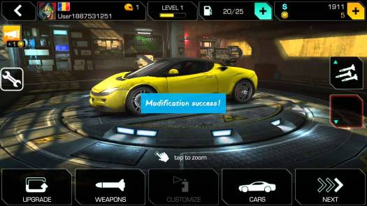 CYBERLINE RACING HACK CHEATS ADD UNLIMITED CASH AND GOLD CHIPSET