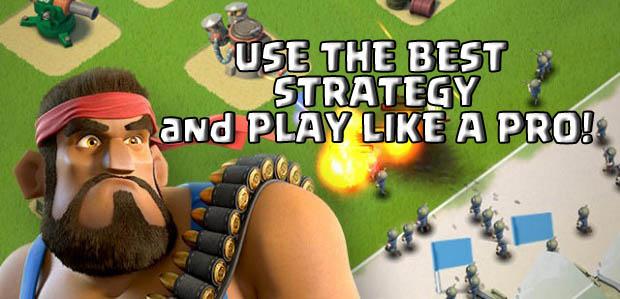 Boom Beach Strategy Guide