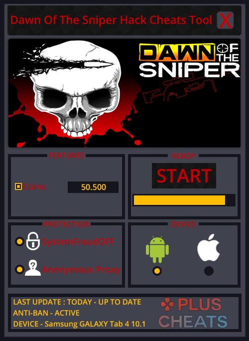 Dawn Of The Sniper hack