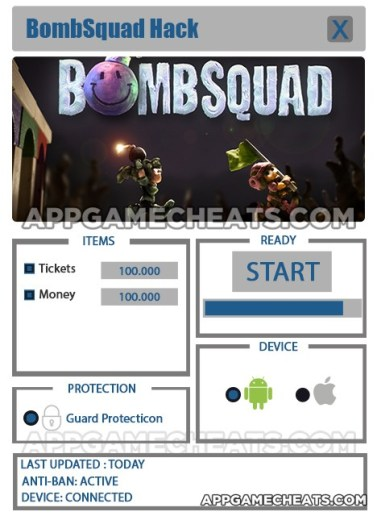 BombSquad Hack for Tickets & Money