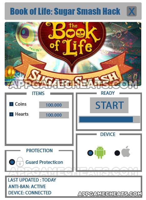 book-of-life-sugar-smash-cheats-hack-coins-hearts
