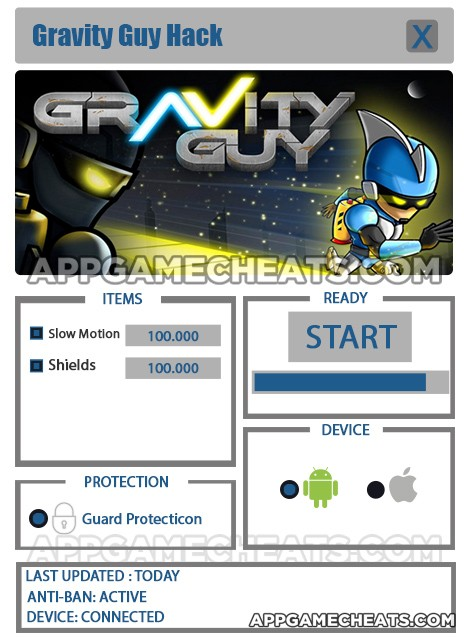 gravity-guy-cheats-hack-slow-motion-shields