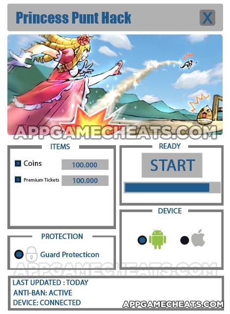 princess-punt-cheats-hack-coins-premium-tickets
