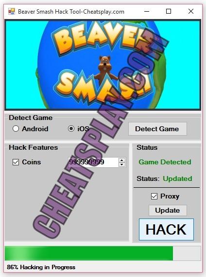 Beaver Smash Hack Tool