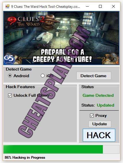 9 Clues The Ward Hack Tool