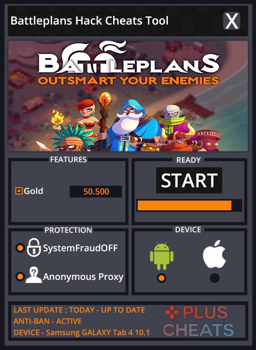 Battleplans hack