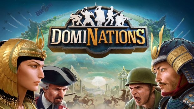 DomiNations-Android-resim1