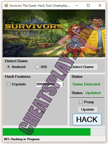 Survivors The Quest Hack Tool