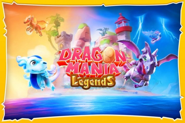 Dragon Mania Legends HACK for ios & android