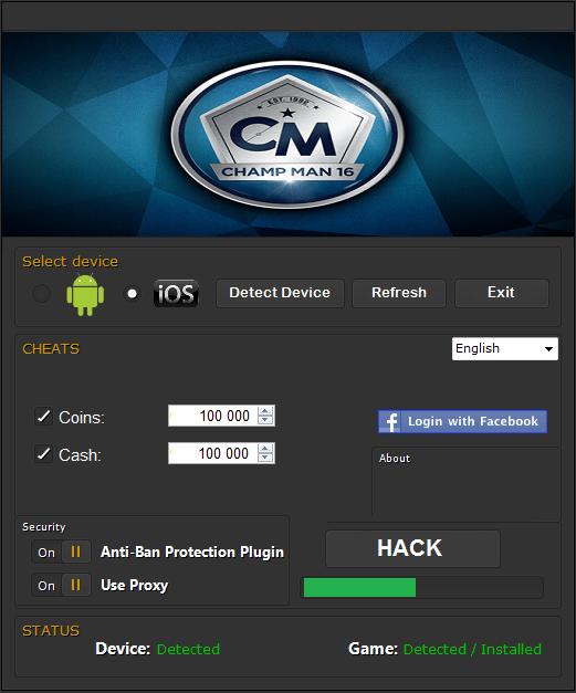 Champ Man 16 Hack Tool