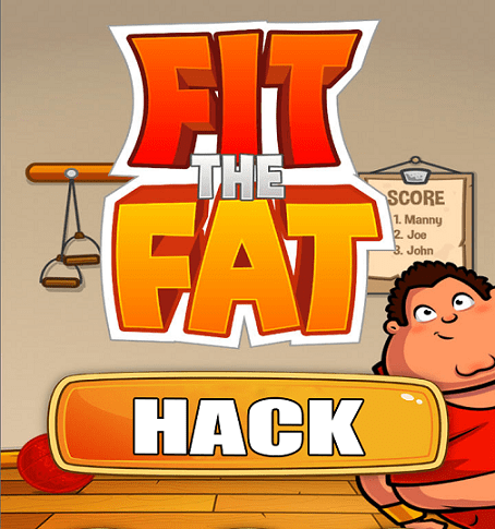 Fit the Fat hack for iphone & android