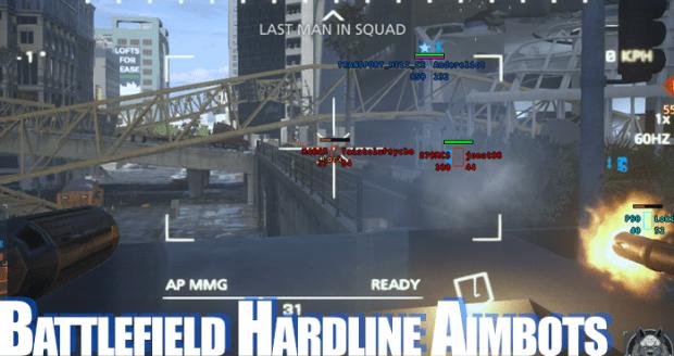 battlefield hardline aimbots