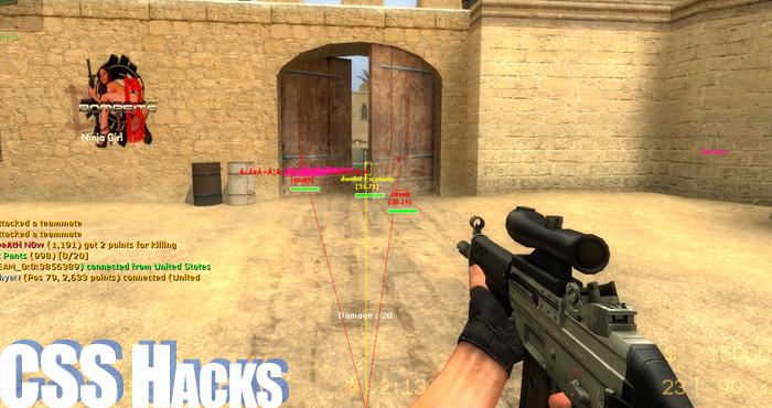 Counter-Strike: Source Aimbots, Hacks or Exploits 2