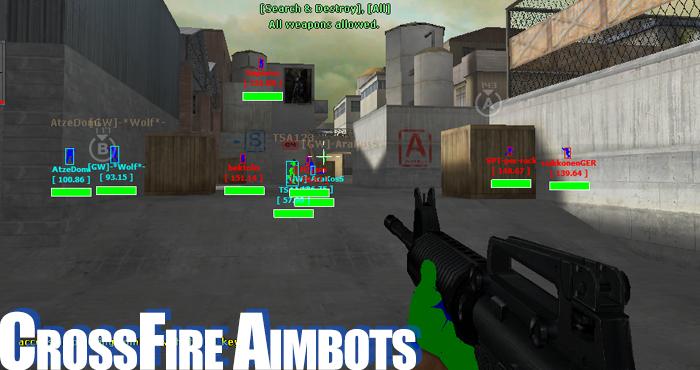 crossfire-aimbots