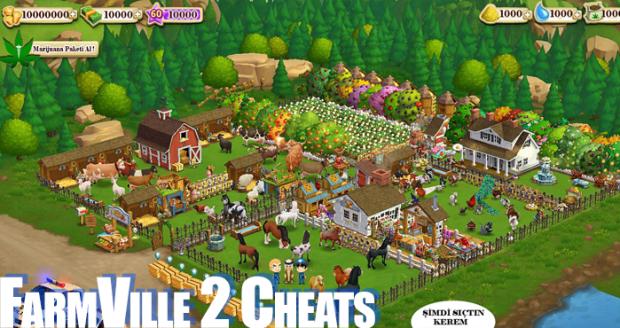 farmville 2 cheats