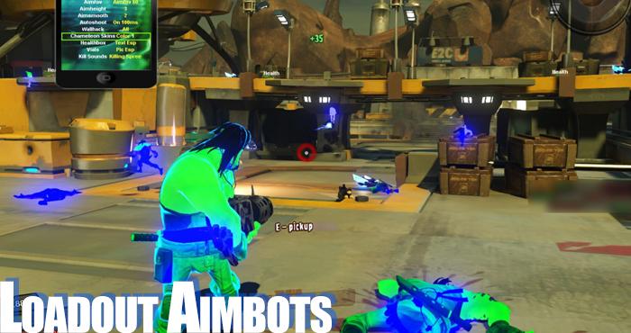 loadout aimbots