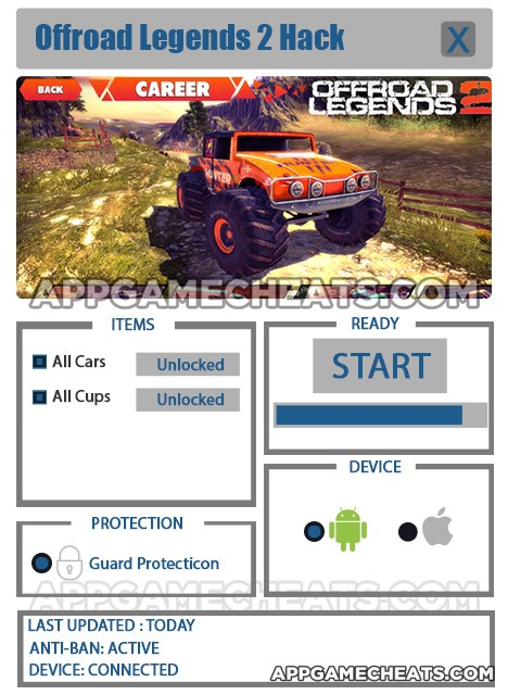 offroad-legends-two-cheats-hack-all-cars-all-cups