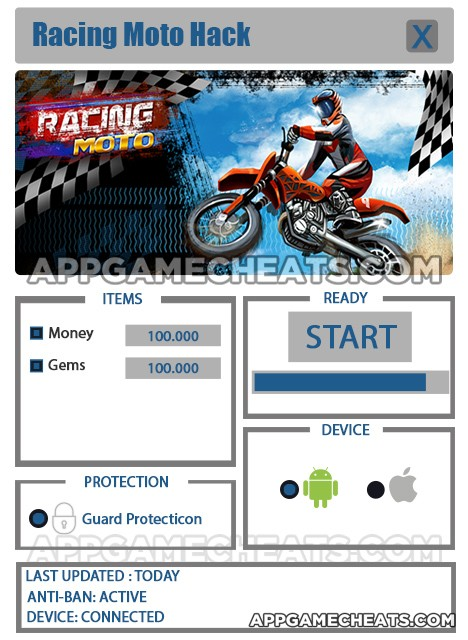 racing-moto-cheats-hack-money-gems