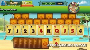 Solitaire TriPeaks Hack for Coins & Wild Cards