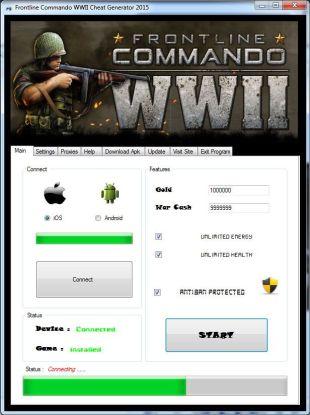 Frontline Commando WW2 Hack