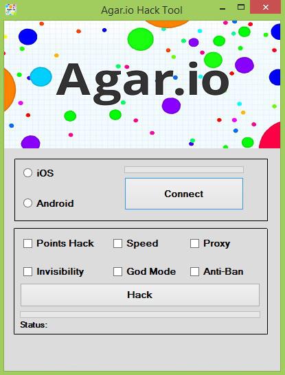 agar.io hack tool