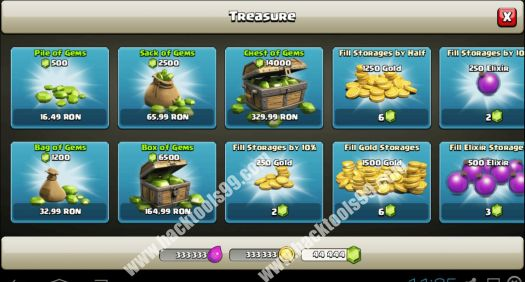 Clash of Clans Hack Working Proof 2