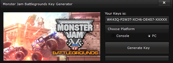 monster jam battlegrounds key generator free activation code 2015 Monster Jam Battlegrounds Key Generator – FREE Activation Code 2015