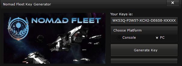 nomad fleet key generator free activation code 2015 Nomad Fleet Key Generator – FREE Activation Code 2015