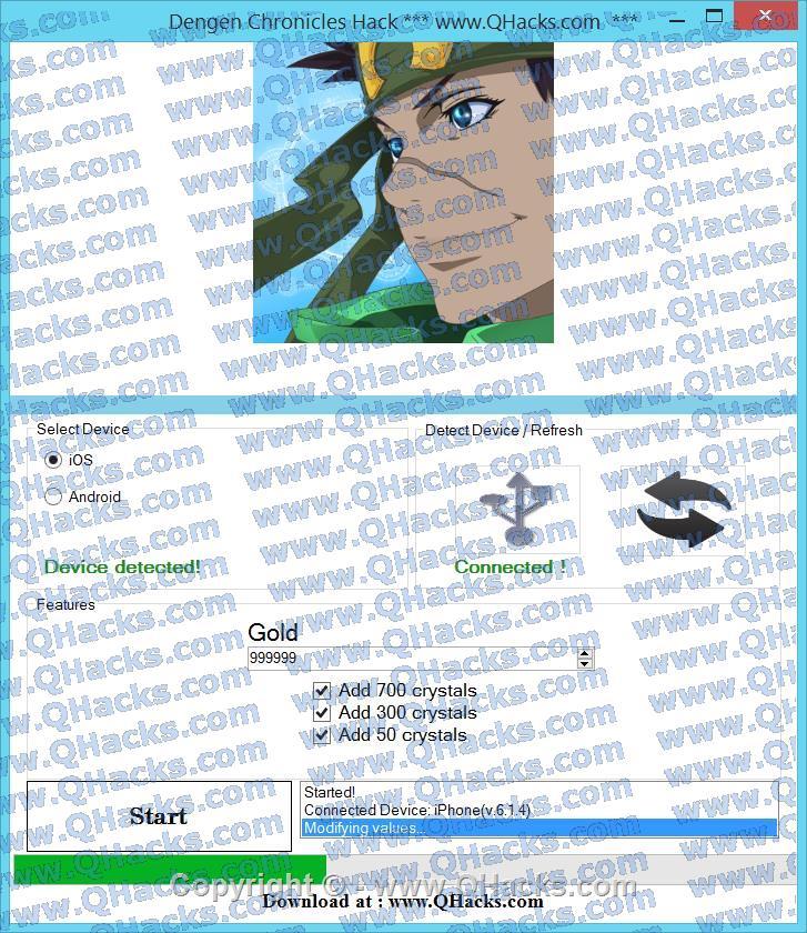 Dengen Chronicles hacks