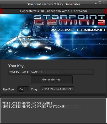 Starpoint Gemini 2 cd-key