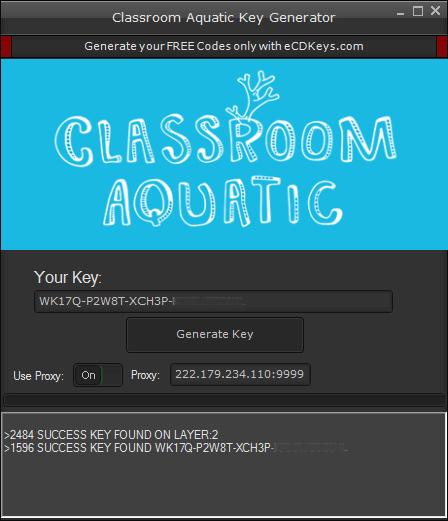 Classroom Aquatic cd-key