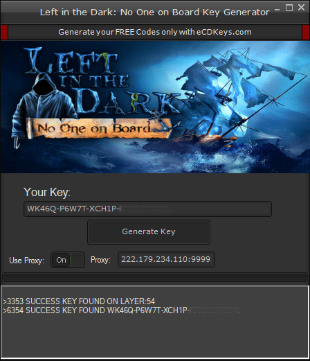 Left in the Dark: No One on Board cd-key