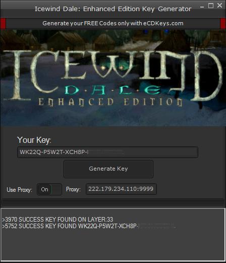 Icewind Dale: Enhanced Edition cd-key