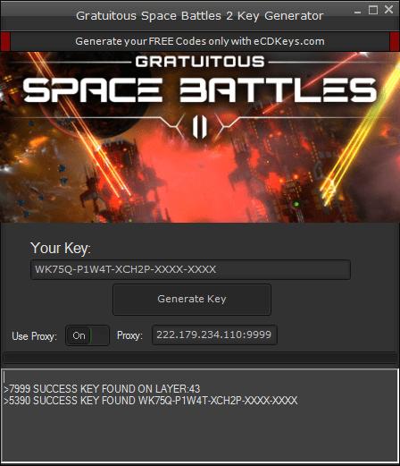 Gratuitous Space Battles 2 cd-key