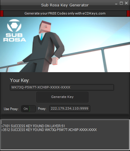 Sub Rosa cd-key