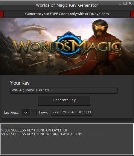 Worlds of Magic cd key