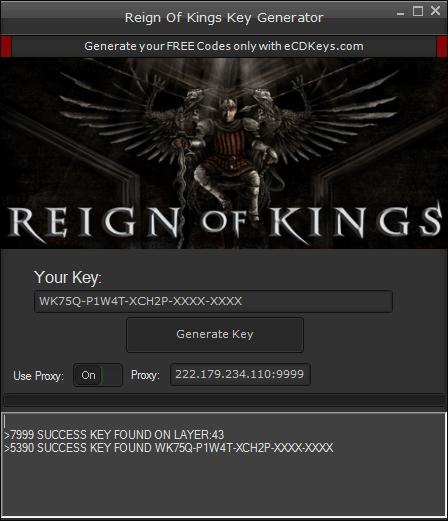 Reign Of Kings cd-key