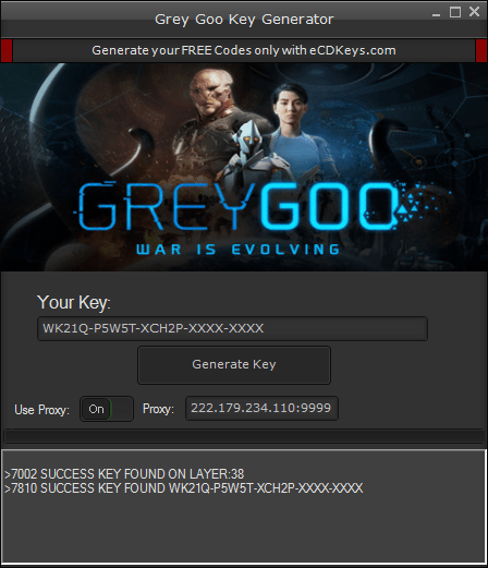 Grey Goo cd-key