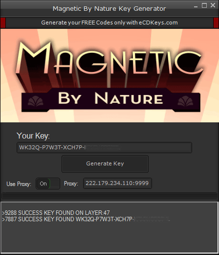 Magnetic By Nature cd-key