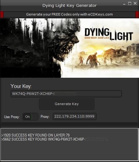 Dying Light cd-key