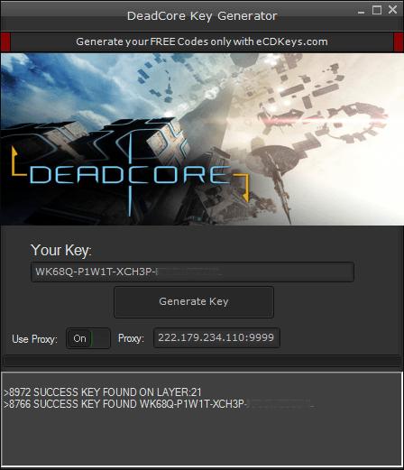 DeadCore cd-key