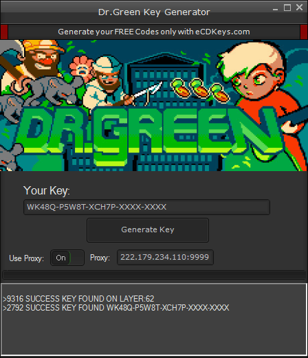 Dr.Green cd-key