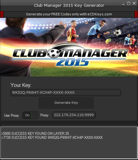 Club Manager 2015 cd-key
