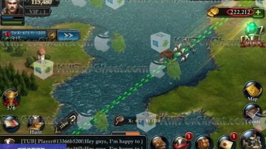 King of Avalon Dragon Warfare Hack APK, iOS IPA Cheats (All Versions)