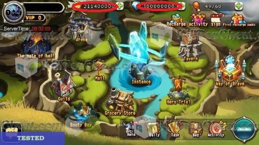 Limit Hero Hack v2.51 APK, iOS IPA Cheats (All Versions)