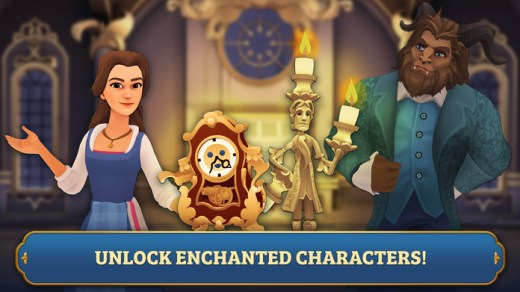 Beauty and the Beast Hack (MOD, Unlimited Money) Apk+Data